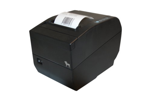 Alphatronics Comfort parking ticket printer