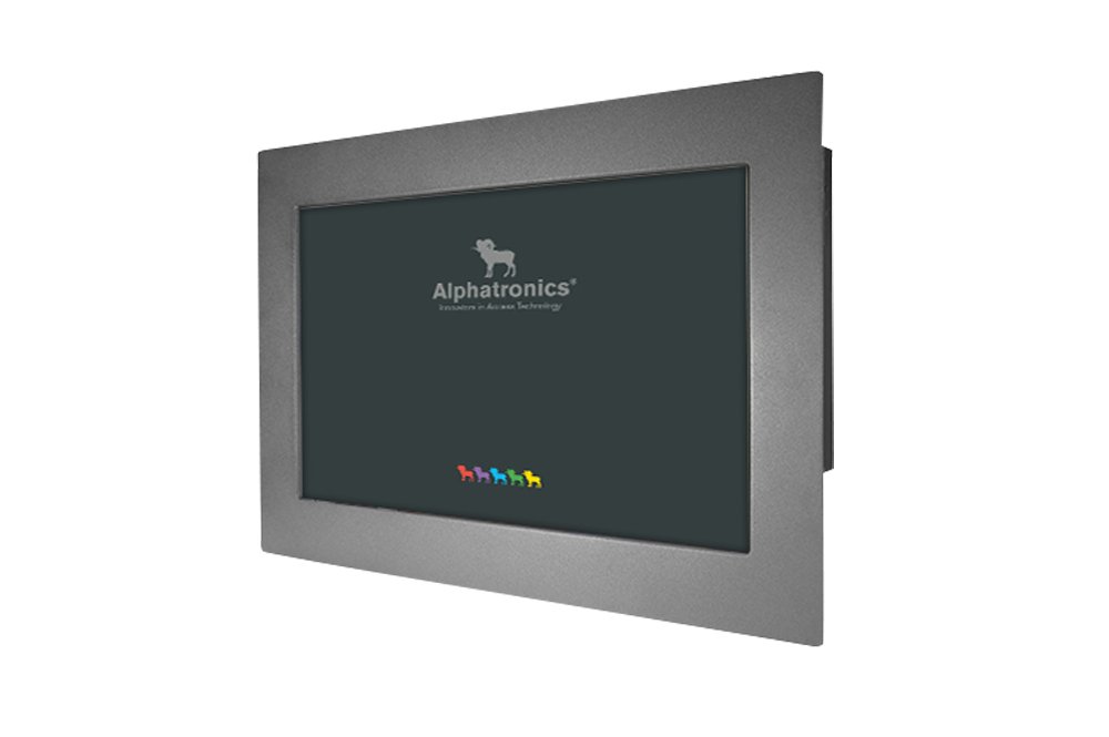 12 Inch WXGA Touch Monitor