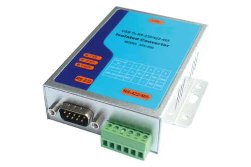 IF-6000 – USB Naar RS232-422-485 Interface
