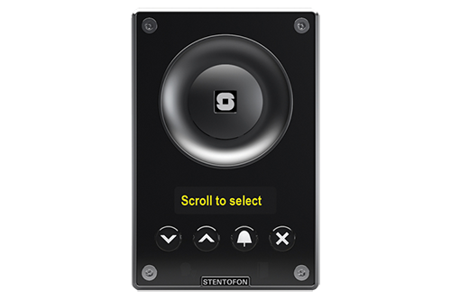 Stentofon TCIS-6 Intercom