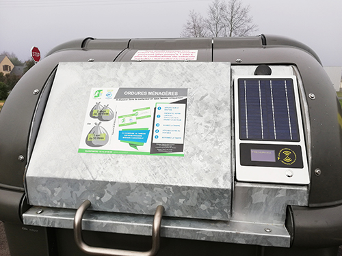 BinBeat Smart Waste Collection Alphatronics